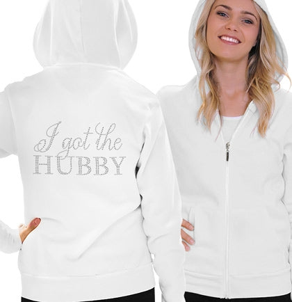 I Got The Hubby Lightweight Hoodie