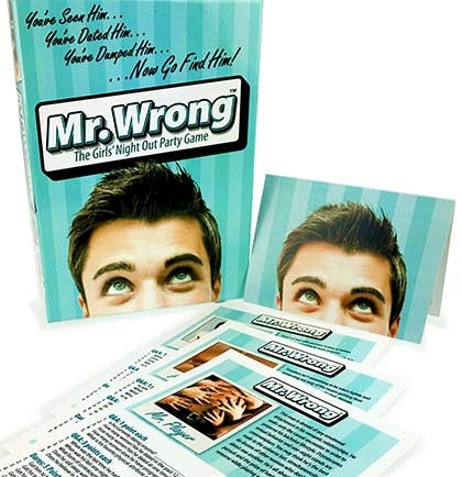 Mr. Wrong Party Game