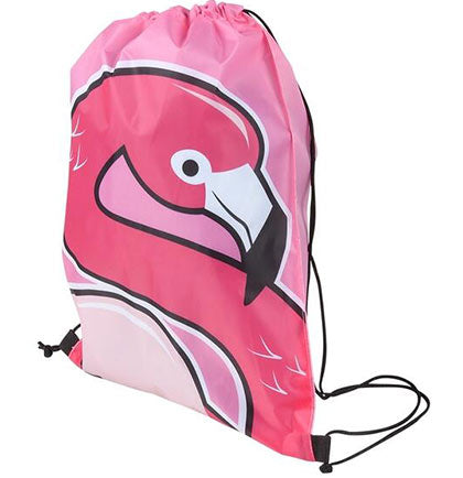 "16"" Flamingo Pink Backpack"