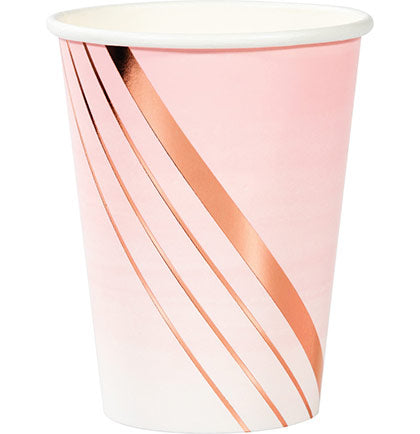 Rosé All Day Party Cups