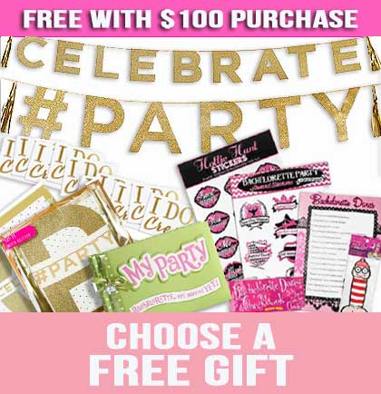 Spend $100+ & Choose a Free Gift!