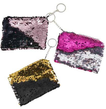 Sequin Favor Pouch