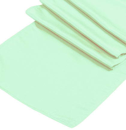 Mint Table Runner