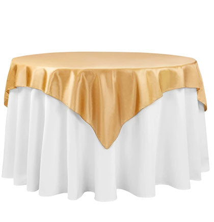 Gold Table Topper