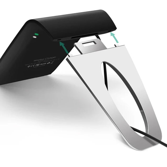 AUKEY LC-C1S 10W Wireless Fast Charging Stand