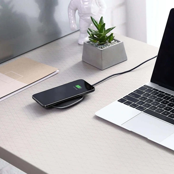 AUKEY LC-Q6 Graphite 10W Wireless Fast Charger
