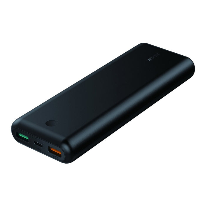 AUKEY PB-XD20 20100mAh Power Delivery 2.0 USB C Power Bank With Quick Charge 3.0