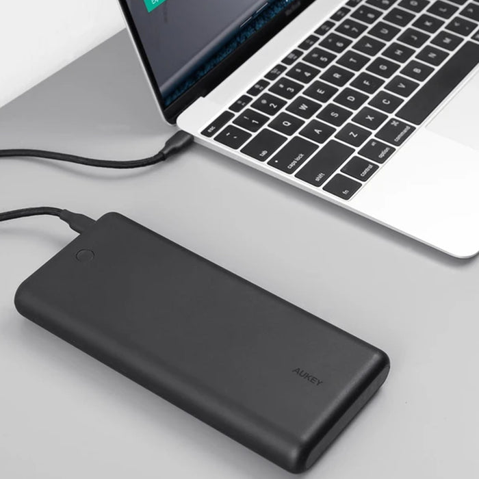 AUKEY PB-XD26 26800mAh USB-C Powerbank with Quick Charge 3.0