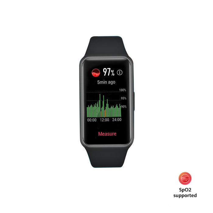Huawei Band 6 All-Day SpO2 Monitoring FREE Thermos
