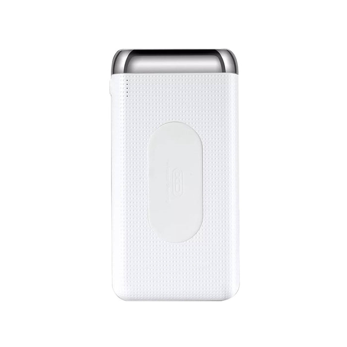 XO-PB60 Wireless Powerbank 10000mAh Micro and Type-C Input 5V-2.0A Output 5V-2.0A