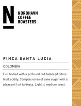 Load image into Gallery viewer, Finca Santa Lucia, Washed - Subscription