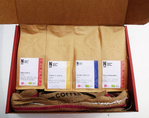 Coffee Discovery Box