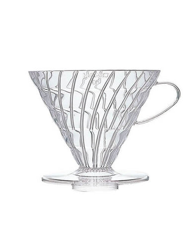 nordhavn-coffee-roasters-Hario-V60-03-Plastic-Dripper-Clear