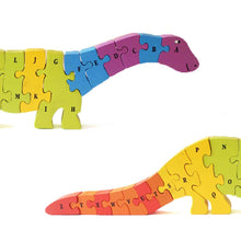 Load image into Gallery viewer, Dino 3D Jigsaw Puzzle for kids