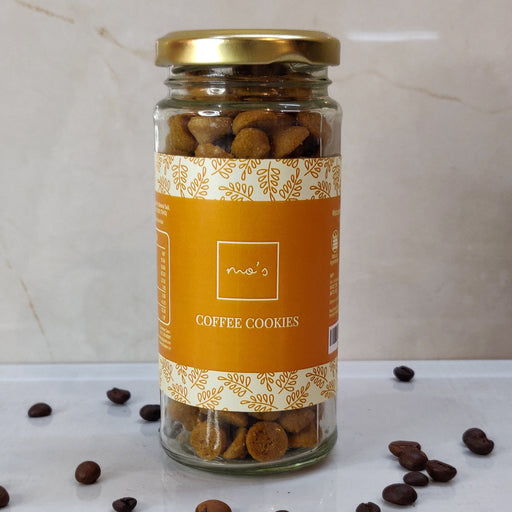 All-Natural, Coffee Cookies