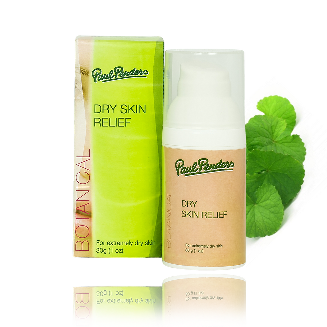 Natural Dry Skin Relief Cream