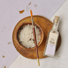Load image into Gallery viewer, Organic lavender bath salts