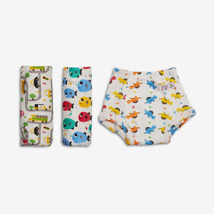 Padded Underwear for Potty Training