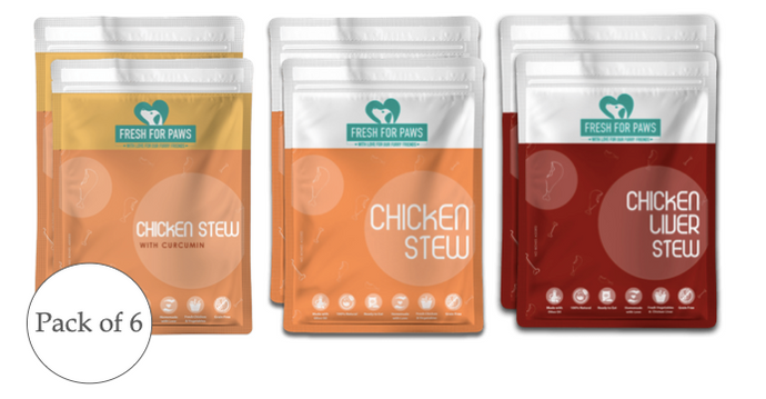 Handmade food for your dogs, only with natural ingredients.