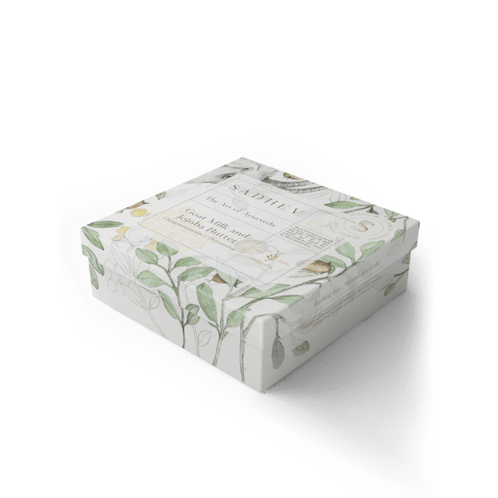 Goat Milk & Jojoba, Organic Bathing Bar