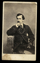 Load image into Gallery viewer, Lincoln Assassin John Wilkes Booth - Washington D.C. Photographer