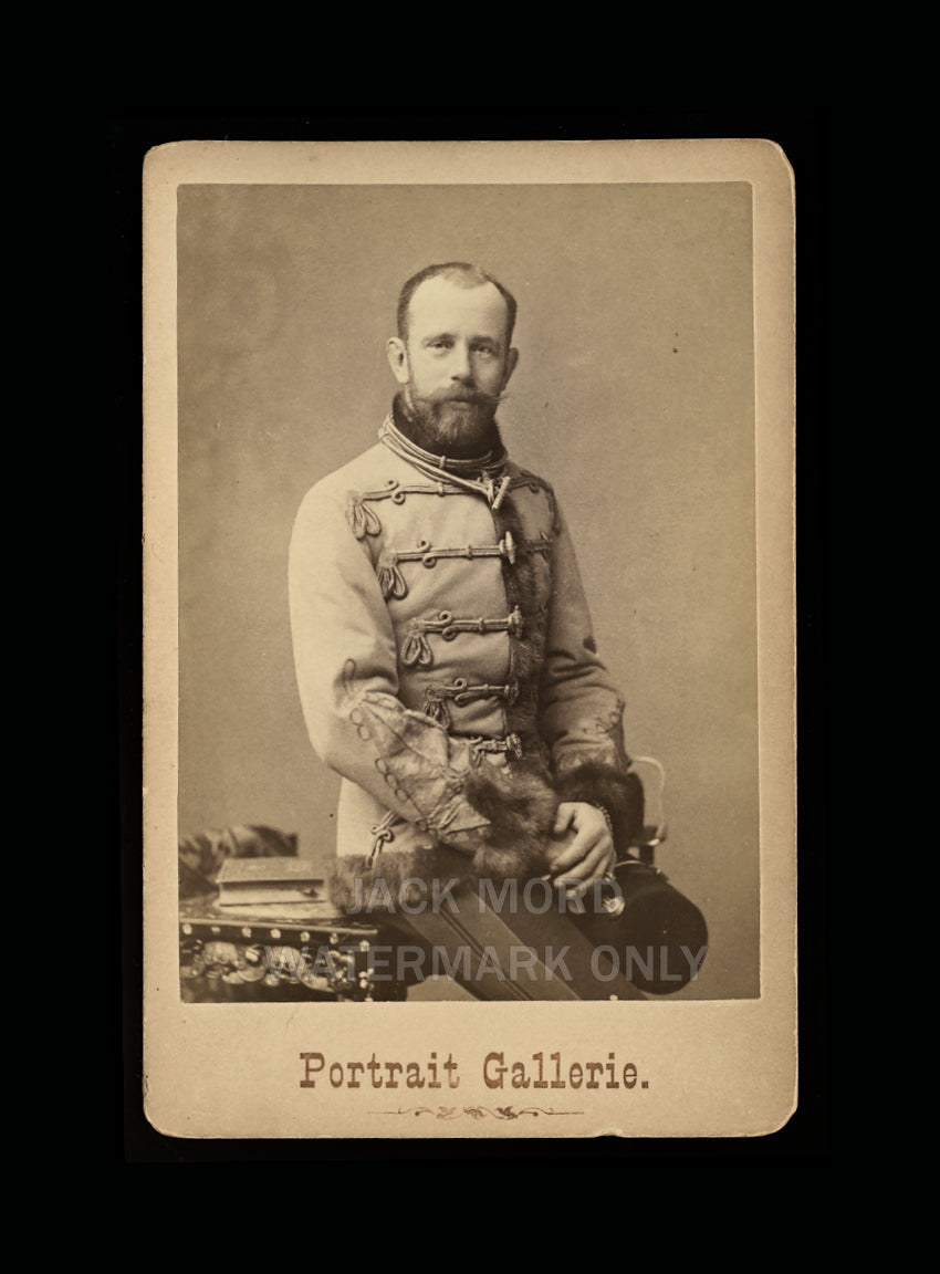 Rare Prince Rudolph of Austria - Suicide Pact or Murder Victim