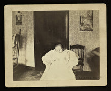 Load image into Gallery viewer, Post Mortem Identified Infant Born & Died in 1896 - Photographed at Home