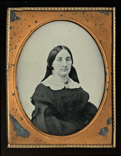 Load image into Gallery viewer, Half-Plate Relievo Ambrotype of a Woman, Mid-1850s