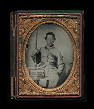 Load image into Gallery viewer, Museum Quality Armed ID'd Confederate Civil War Soldier - 6th FLORIDA Infantry, POW