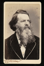 Load image into Gallery viewer, Rare CDV Of JAMES T. FIELDS Publisher Editor - By Warren, Boston