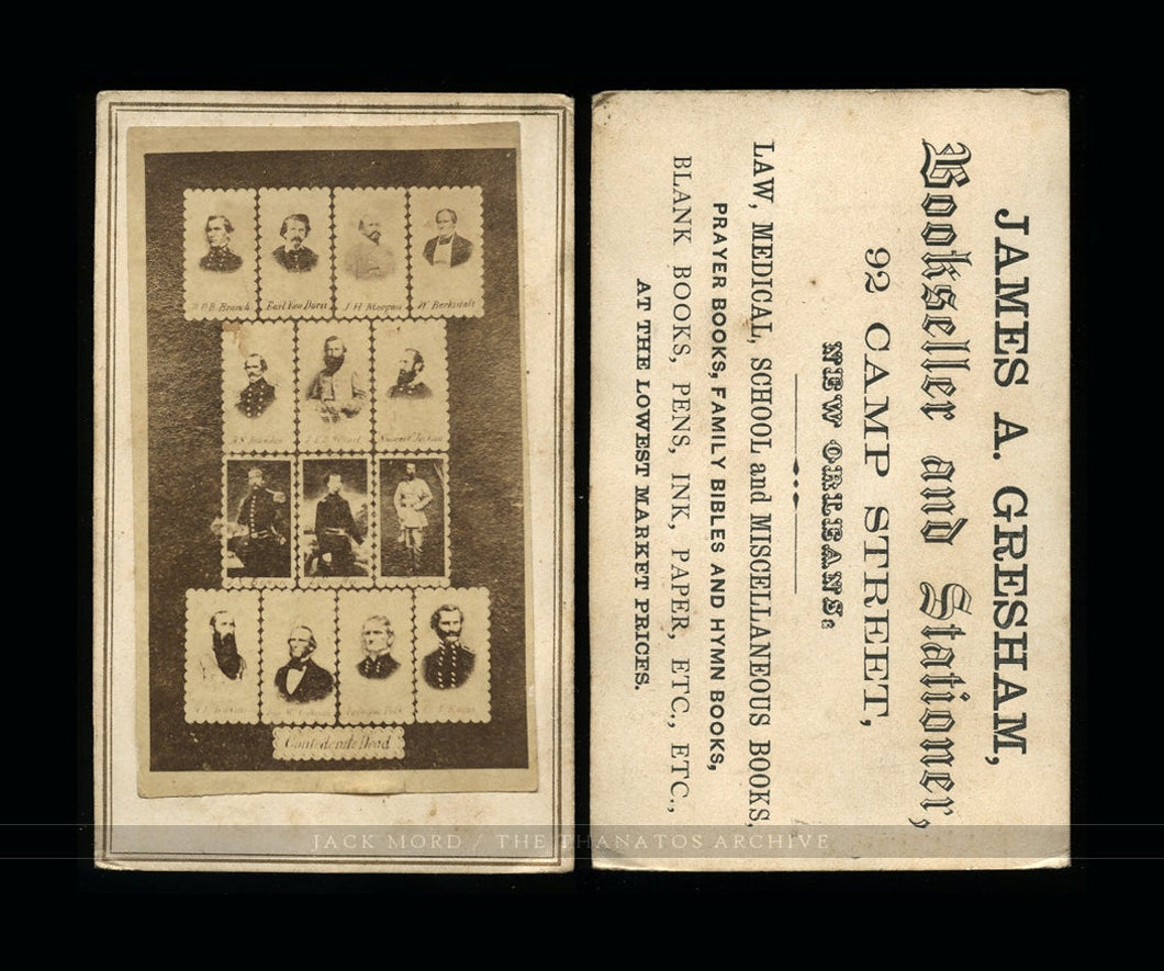 Civil War CDV