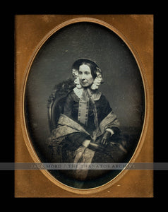 Half Plate Daguerreotype by Important Boston Photographer Whipple