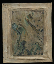 "Load image into Gallery viewer, Amazing Large (7.5"") Daguerreotype in Beautiful & Very Rare Mother of Pearl Case and Mat"