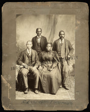 Load image into Gallery viewer, Historic African American History Officers of Tobacco Trade Union by Rees Virginia / LOC