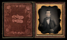 Load image into Gallery viewer, 1/6 Daguerreotype by Super Rare Photographer La Niña - Mexico or South America?