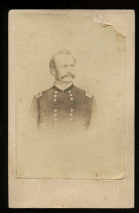 Civil War CDV Union Major General LOVELL H. ROUSSEAU / New York Photographer