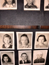 Load image into Gallery viewer, Teacher & Her Class [ 36 ] Vintage 1920s 1930s Snapshot Photos School Portraits