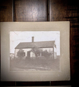 Lot Of Antique Photos 1900s Horse People Houses Outdoor Etc
