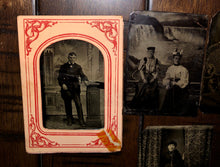Load image into Gallery viewer, Late-1800s, Lot of Tintypes