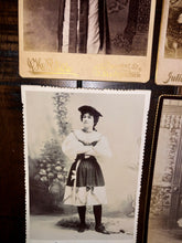 Load image into Gallery viewer, San Francisco Photographers Antique Photo Lot Unusual Interesting Fashions 1800s