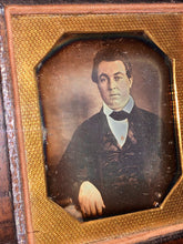 Load image into Gallery viewer, Six Daguerreotypes of Men