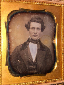 Six Daguerreotypes of Men
