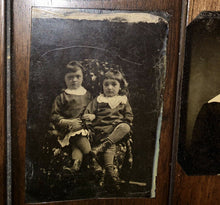 Load image into Gallery viewer, Antique / 1800s Tintype Photo Lot - All Children Boys And Girls 1870s - 1890s
