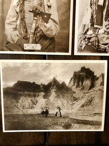 Native American Indian Vintage 1990s Photo Postcard Group Nice Quality 13 Pieces