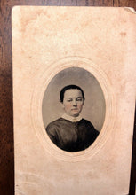 Load image into Gallery viewer, 3 Southern Tintypes ID'd / Identified People fr. Georgia - Antique 1870s Photos