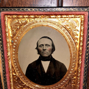 Photo Lot, Daguerreotype & Ambrotypes, Most in Cases