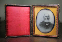 Load image into Gallery viewer, Rare Antique Daguerreotype // Engraving of POET William Cullen Bryant / Sealed