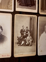 Load image into Gallery viewer, Lot Of 23 CDV Photos 1860s 1870s