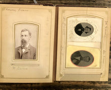 Load image into Gallery viewer, Antique 1860s 1800s Missouri Kansas Colorado Iowa Many ID'd Surnames Genealogy