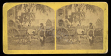 Load image into Gallery viewer, Florida Cracker Stereoview Photo by Wood & Bickel - Reconstruction Era South
